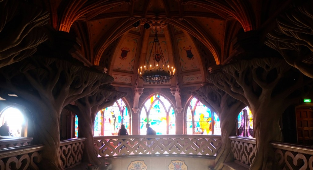 Castle Disneyland Paris