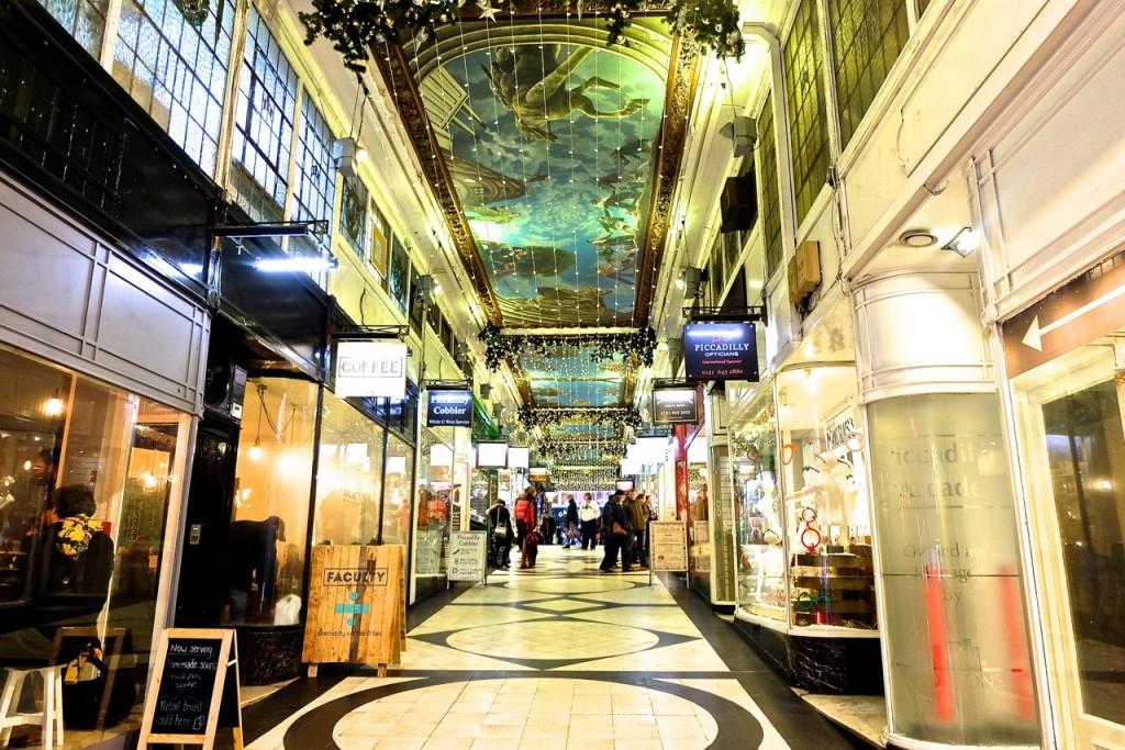 Emma Inks Blog Birmingham Piccadilly Arcade