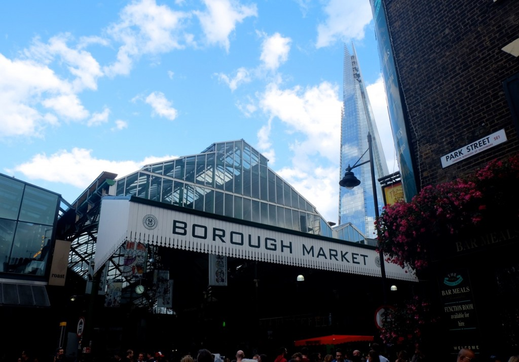 Borough Market Emma Inks