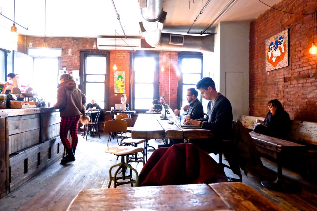 Where To Eat In Brooklyn Emma Inks
