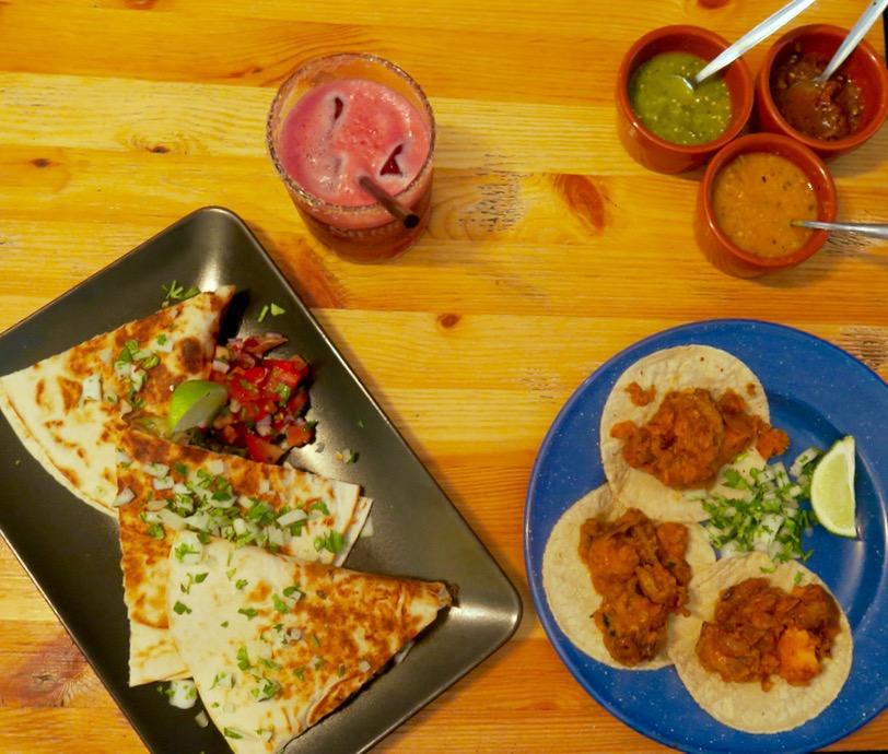 Mexican Food at Santa Maria Berlin
