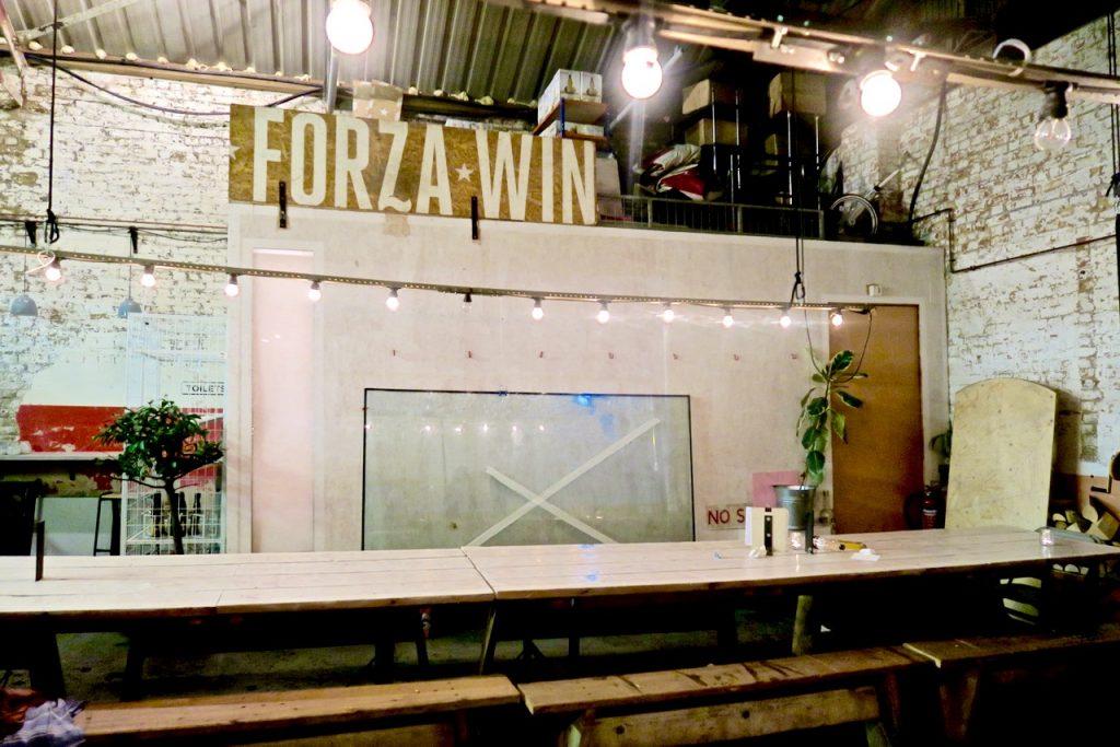 Forza Win Interior Peckham