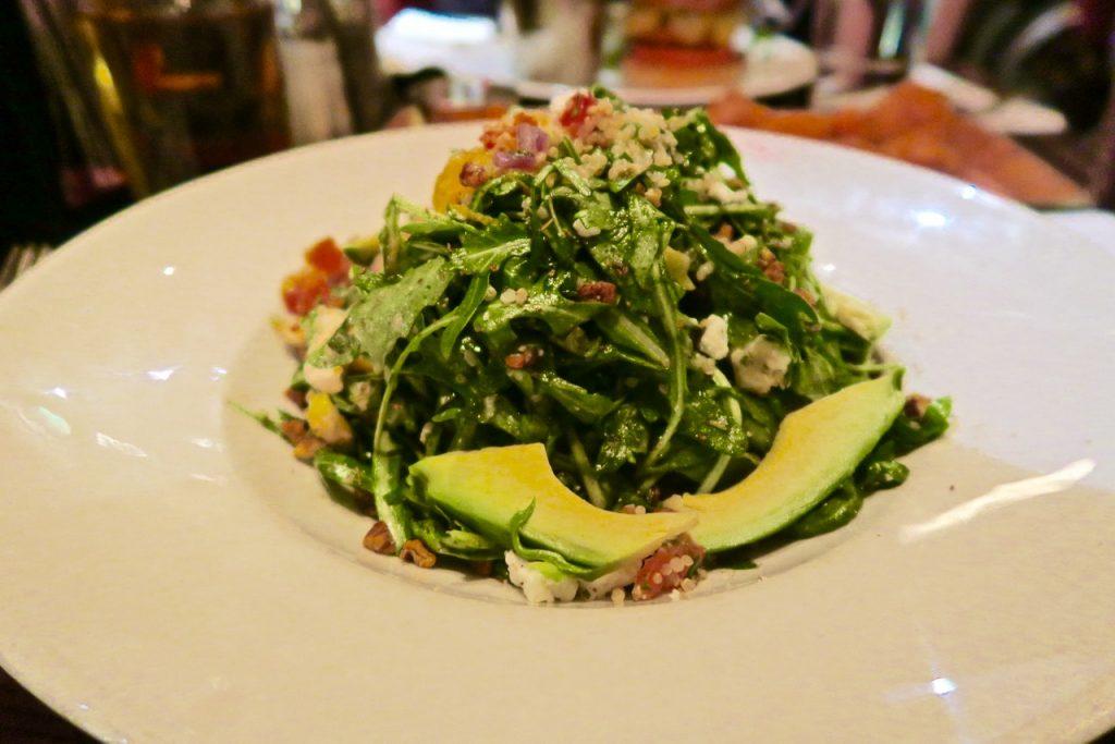 Hard Rock London Vegetarian Salad