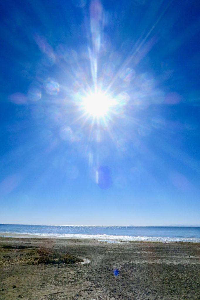 Salton Sea Sushine