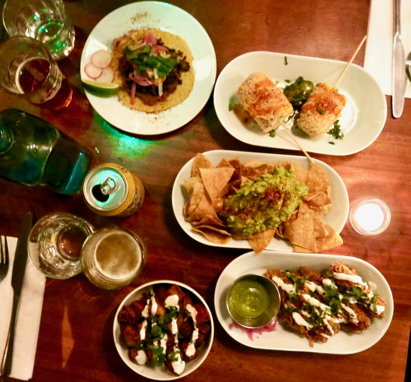 Club Mexicana Vegan Food, Dalston