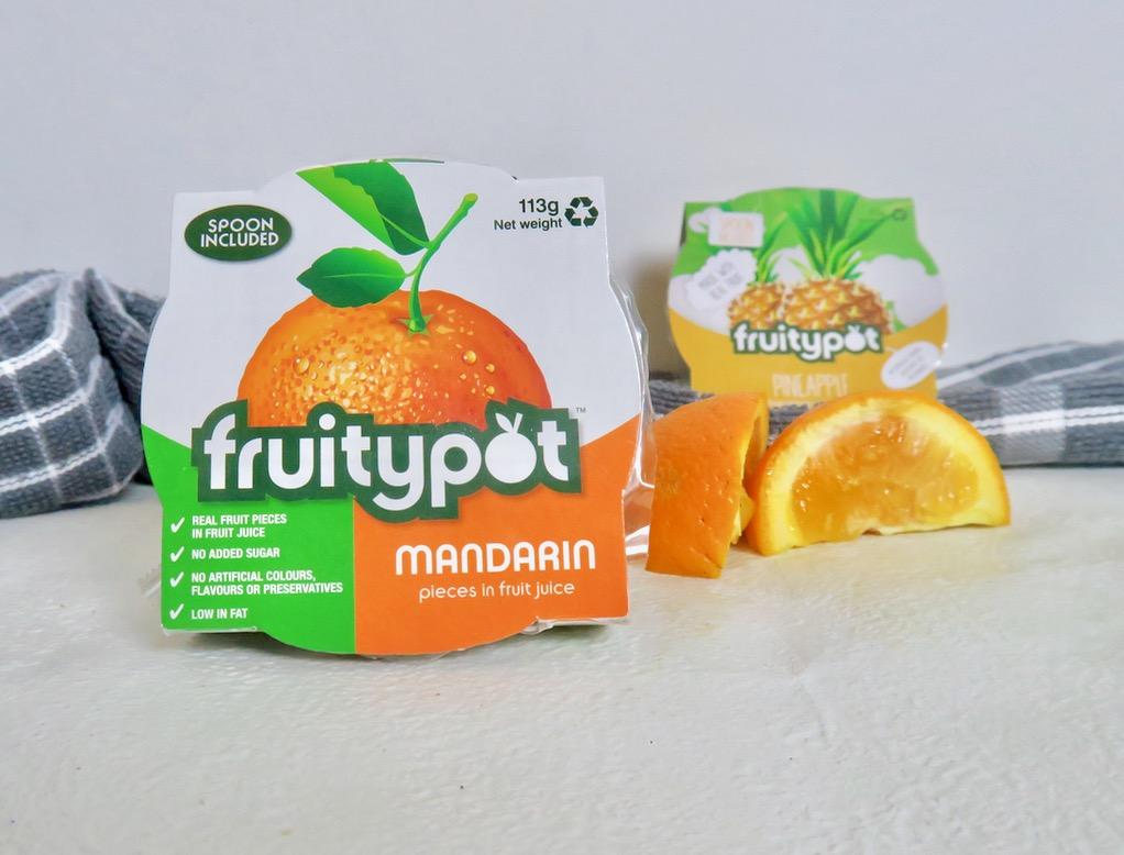 Fruity Pot healthy snacks