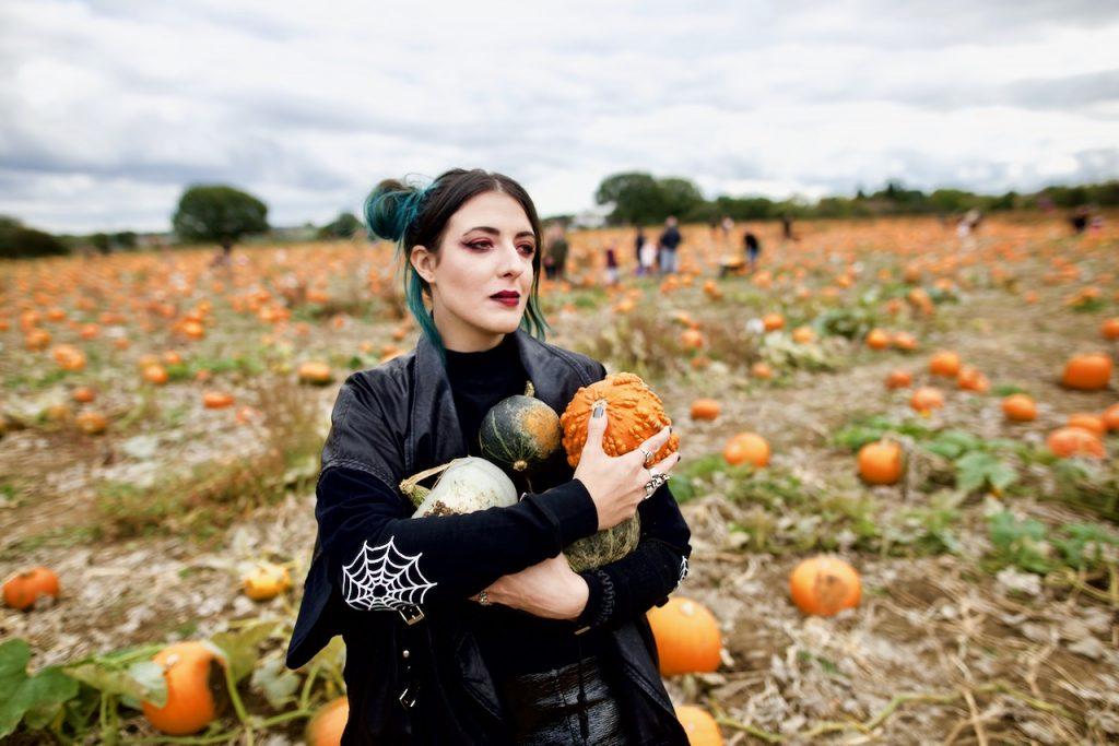 Emma Inks halloween pumpkins