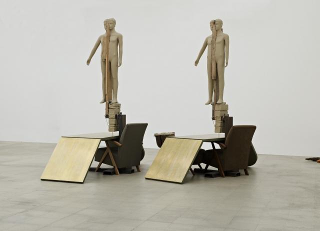 Mark Manders - Empty Kingdom - Art Blog