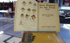 The Two Editions Of New Zealand At The Front  Were Written As An Annual A Yearly Magazine Stuffed Full Of Poetry Short Funny Stories