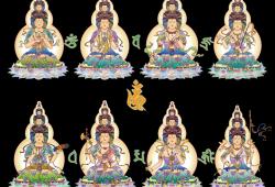Bodhidharma, Sesepuh Zen