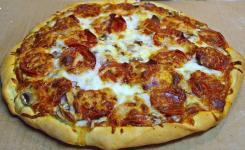 Cara Memasaka Pizza Margarita