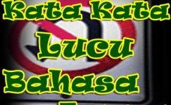 Kata Kata Lucu Bahasa Jawa Poster