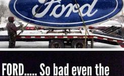 Haha I Dont Mind Older Fords But This Is Funny