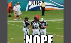Are You Ready For Some Football Funny Memes Ref Jokes Fantasy Football