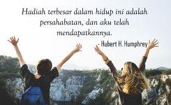 Kata Kata Mutiara Untuk Sahabat Robert H Humphrey