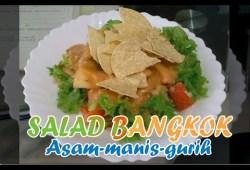 Cara Memasak RESEP SALAD BANGKOK