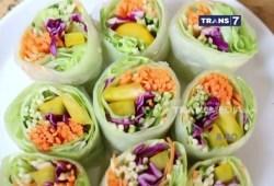 Cara Memasak Sehat Dengan Menu Sehat Salad