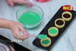 Cara Memasak Kreasi Rasa Ramadhan Sanken Resep Kolang Kaling Fruty Pie ala Chef Vania Wibisono