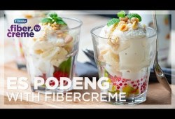 Cara Memasak Resep Ramadhan FiberCreme TV – Menu Minuman Segar Buka Puasa & Sahur – Es Podeng