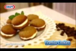 Cara Memasak Resep Ramadhan Istimewa Ala Kraft – Tiramisu Cookies