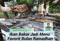 Cara Memasak Ikan Bakar Jadi Menu Favorit Bulan Ramadhan