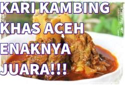 Cara Memasak Resep dan Cara Masak Kari Kambing Khas Aceh