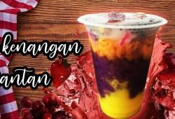 Cara Memasak Ide Bisnis Takjil Ramadhan, Es Jelly Kenangan Mantan, Modal Kecil Untung Besar