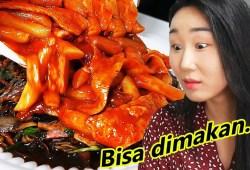 Cara Memasak Kalau Seblak Korea dicampur dengan Jjajangmyeon..?!