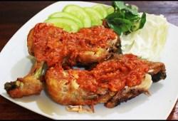Cara Memasak Inilah Resep Ayam Penyet Layaknya Hidangan Restaurant