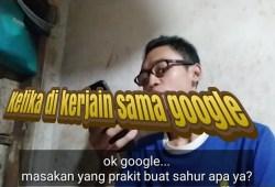 Cara Memasak FILM PENDEK LUCU SEPUTAR RAMADHAN tanya resep masakan pada google