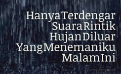 Kata Kata Bijak Ketika Hujan Turun Dandy Mayl