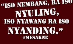 Kata Kata Basa Jawa