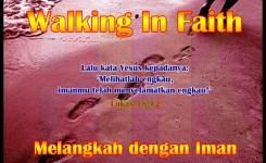 Melangkah Dengan Iman Renungan Harian Kristen