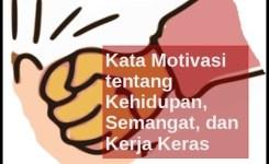 Kata Motivasi Tentang Kehidupan Se T Dan Kerja Keras You
