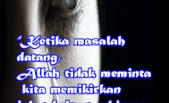 Kata Kata Mutiara Islami Tentang Ujian Kehidupan