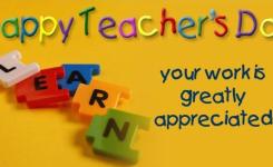 Kata Bijak Bahasa Inggris Tentang Guru Hebat