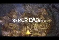 Cara Memasak Resep Ramadhan – Semur Daging by @olinyolina