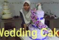 Cara Memasak Dummy Wedding Cake | beli dummy wedding cake cek deskripsi