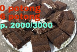 Cara Memasak Resep kue brownies untuk di jual