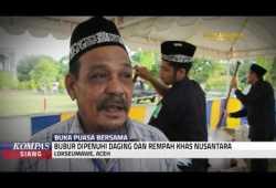 Cara Memasak Bubur Kanji Rumbi, Menu Khas Ramadhan di Aceh