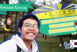 Cara Memasak Ramadhan di Korea – Special Ifthar untuk Umat Muslim di Ulsan | Vlog Eps. 3