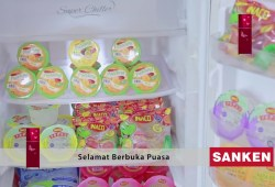 Cara Memasak Sanken – Kreasi Rasa Ramadhan Sanken resep Soda Strawberry Gembira ala Chef Vania Wibisono