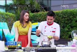 Cara Memasak Let's Cook Oatmeal Alpukat dan Avocado Blended Bersama Chef Billy -IMS