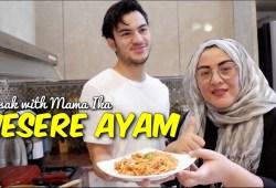 Cara Memasak Masak with Mama Ika: Mesere Ayam (Ayam Suwir Bali)