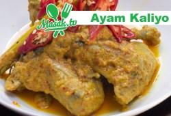Cara Memasak Ayam Kalio | Resep #341