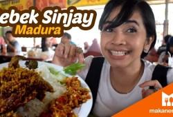 Cara Memasak #MakanEnak di Bebek Sinjay