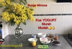 Cara Memasak Resep Kue Yogurt Gula Kelapa,Recette de Gâteau Yaourt Sucre de COCO