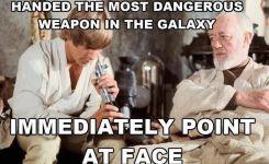 Star Wars Luke Fail