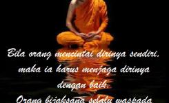 Dhamma Vagga Kata Kata Bijak