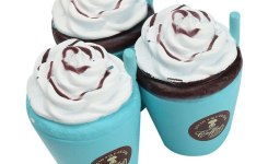 Ice Cream Coffee Cup Slow Rising Toys Cute Kid Toy Scented Soft Squeeze Funny Gift Random